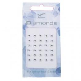 Diamanty crystal malé 8 13200mk -Jo
