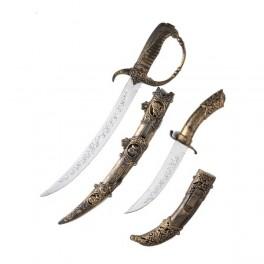 Meč s dýkou 6 300921 - Ru