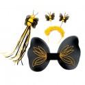 Včelka set - křídla, čelenka, hůlka 6 13617 - Ru
