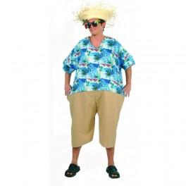 Tlustý turista (s obručí) 1F 80217 - Gu
