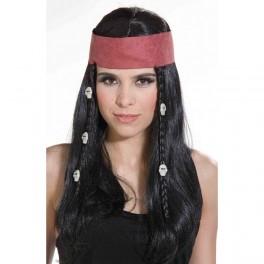 Pirát paruka 5 4127 - Ru