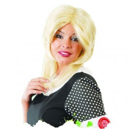 Paruka Natali blond 5F 4221 - Gu