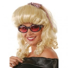 Paruka 60-tá léta blond 5F 4760 - Gu