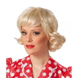 50-tá léta blond paruka 5 4262 - Ru
