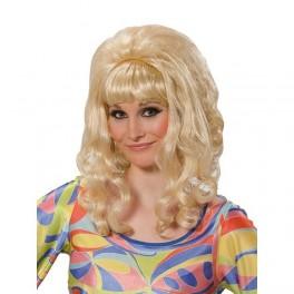 60 -tá léta - blond paruka 5 4252 - Ru