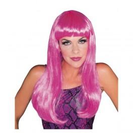 Paruka Glamour růžová 5 50422 - Ru