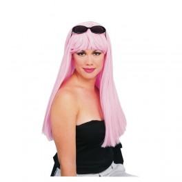 Paruka Glamour rose 5 50423 - Ru