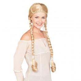 Paruka lady blond 5 50678 - Ru