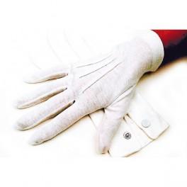 Rukavice hráčské bílé 6 302606 - Ru
