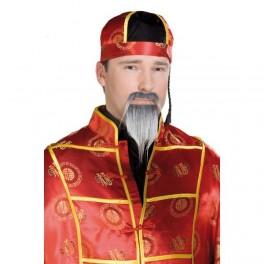 Vousy šedé Číňan 5 1656 - Ru