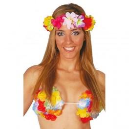 Havaj podprsenka z květů 6f 16432 - Gu