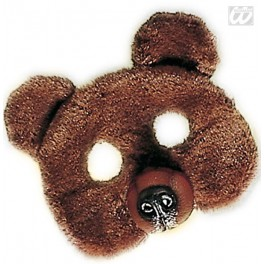 Škraboška medvěd 2687A_C - Wi