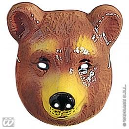 Maska medvěd 5423 O - Wi