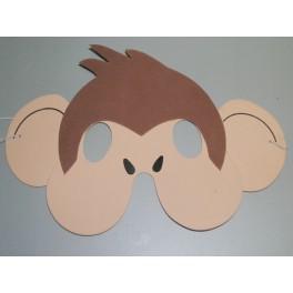 Škraboška opice 3621D - Bo