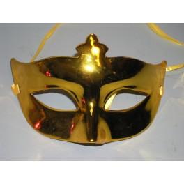 Škraboška zlatá 2030D-Li