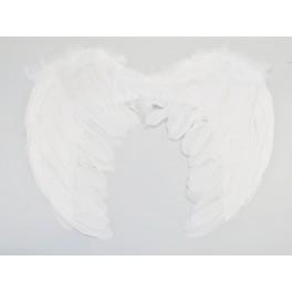 Křídla bílá, péřová mini 1320 - Li
