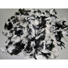 Boa dvoubarevné černo-bílé 6 301952čeb - Ru