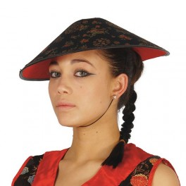 Čínský klobouk 4F 13063 - Gu