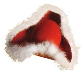 Třírohý červený s labutěnkou 9 889 - Ru