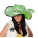 Dámský Hippie klobouk 4 580081 -Ru