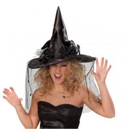 Čarodějnický klobouk lux 4 445540