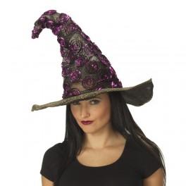 Čarodějnický černo-fialový 4 445530 -Ru