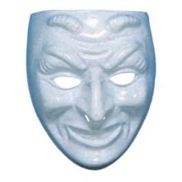 Maska na domalování čert 00053-A - Wi