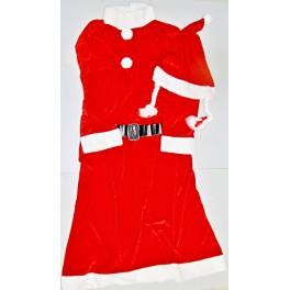 Kostým Santa Clauska 22122 - Li