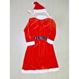 Kostým Santa Clauska 22125 - Li