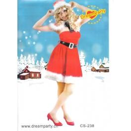 Kostým Santa Clauska 238 001 - Li