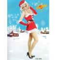 Kostým Santa Clausky 255001 - Li