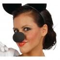 Nos pěnový černý 6F 3983 - Gu
