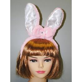 Uši ružové králik 470972 - Li