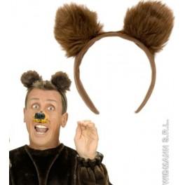 Uši medveď 2329B - Wi