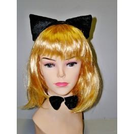 Set čierna mačka 4265 - Li