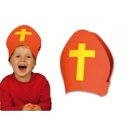 Mikulášska čiapka - detská 565181 - Bo