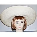Mexický klobúk svetlý široký 4012 - Li