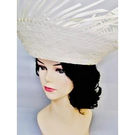 Havajský klobúk svetlý 5402 - Li