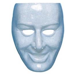Maska na domalování mladý muž 00053 -D - Wi