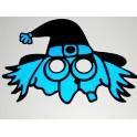 Škraboška čarodějnice RH- 613 - Li