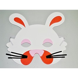 Škraboška králík 9417E - De