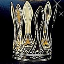 Diadem kovový 6 170635 - Ru