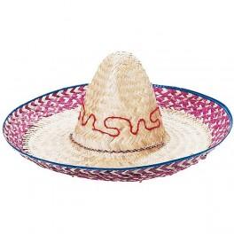 Mexický klobúk so vzorom 4 615501 - Ru