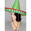 Mexický žlutozelený klobouk 3281A - Li