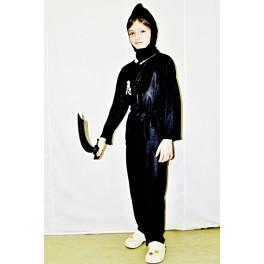 Kostým Čierny Ninja (134) 12541e- Li