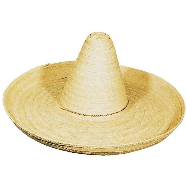 Mexický klobouk přírodní 4 615508 - Ru