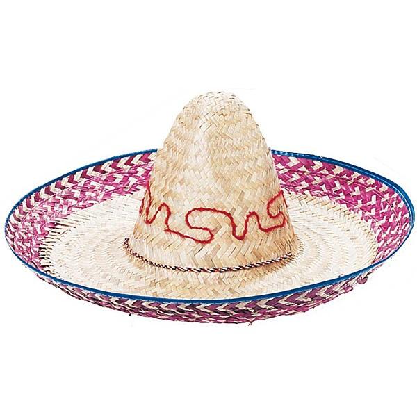 Mexický klobouk se vzorem 4 615501 - Ru