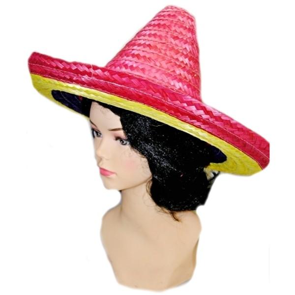 Mexický klobouk dámský 3283 - Li